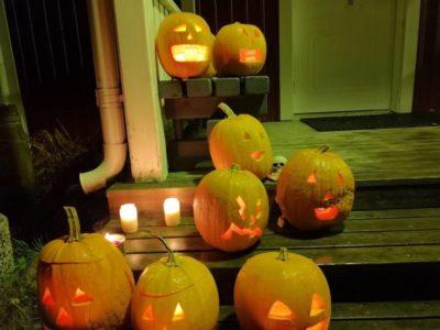 Halloweenfest 1 November