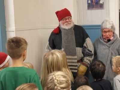 Julmys Söndag 8 December