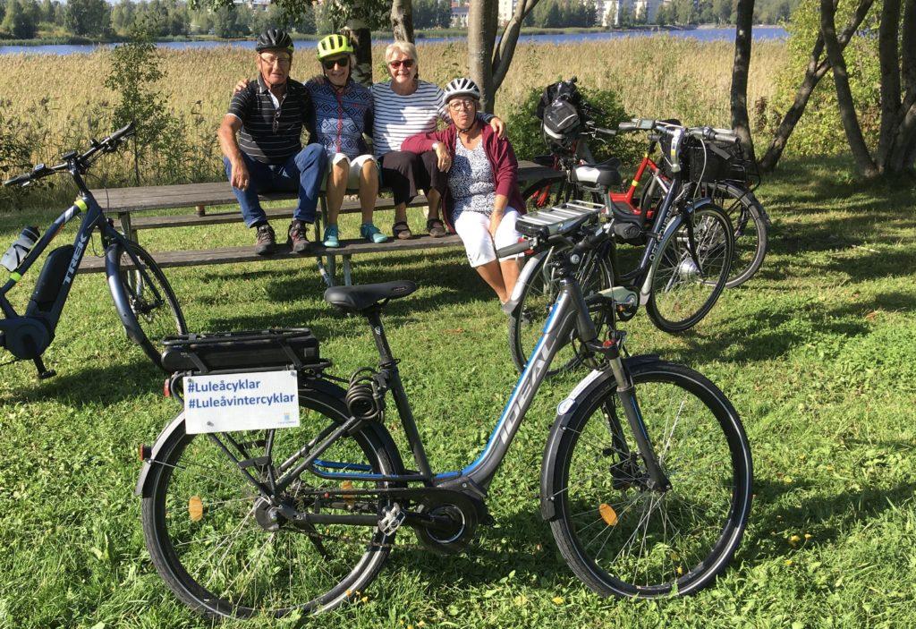 Hela Kallax Cyklar